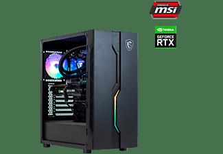 PC gaming - PC Clon Powered By MSI B550, AMD Ryzen™ 5 3600, 16 GB RAM, 1 TB SSD, GeForce RTX 3060, W10