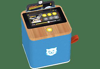 TIGERMEDIA Tigerbox touch tragbarer Lautsprecher, Blau