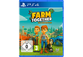 PS4 Farm Together (Ed. Deluxe)