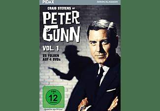 Peter Gunn Vol.1 DVD