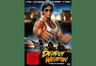 Deadly Weapon-Ein Mann Für Gerechtigkeit [DVD]