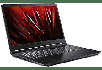 ACER Gaming Notebook Nitro 5 AN517-41-R80Q, R7-5800H, 16GB, 1TB, RTX 3070, 17.3 Zoll FHD 144Hz, Schwarz