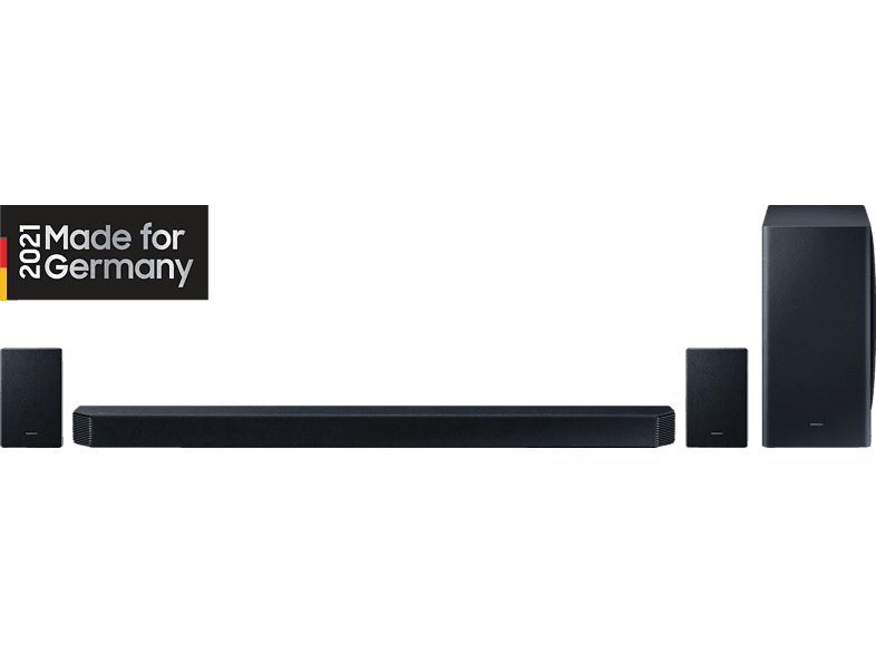 SAMSUNG HW-Q 950 A/ZG, Soundbar, Schwarz