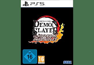 Demon Slayer -Kimetsu no Yaiba- The Hinokami Chronicle - [PlayStation 5]