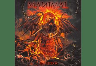 Manimal - Armageddon (Digipak) [CD]
