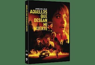 Aquellos Que Desean Mi Muerte - DVD