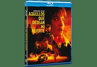 Aquellos Que Desean Mi Muerte - Blu-ray