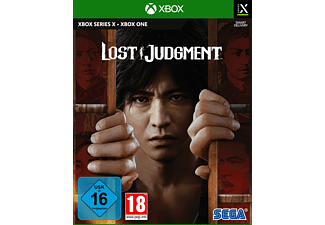 Lost Judgment - [Xbox Series X S]