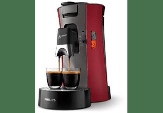 PHILIPS CSA240 Kaffeemaschine Senseo Select Cashmere Gray