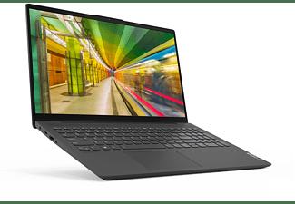 LENOVO IdeaPad 5, Notebook mit 15,6 Zoll Display, AMD Ryzen™ 7 Prozessor, 16 GB RAM, 512 GB SSD, AMD Radeon Grafik, Graphitgrau