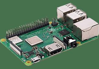 Placa base - Raspberry Pi 3 B+ Premium Kit, Cortex-A53, 1 GB RAM, MicroSD, HDMI, Verde