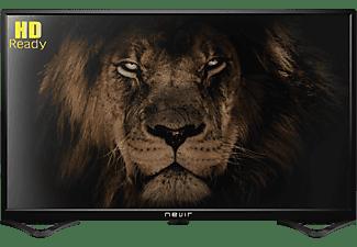 """TV LED 39"""" - Nevir NVR-8075-39HD2S-SMA-N, HD, 60 Hz, Cortex A55, Wi-Fi, Smart TV, 250 cd/m², VESA, Negro"""