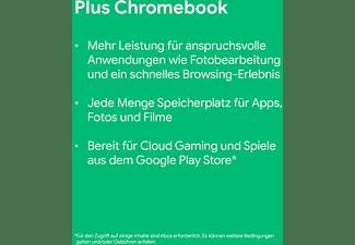 ACER Chromebook Spin 513 (CP513-1H-S8PU), Plus Chromebook mit 13,3 Zoll Display Touchscreen, Qualcomm Snapdragon 700 Series Prozessor, 4 GB RAM, 64 GB eMMC, Qualcomm AdrenoTM 618 GPU, Silber