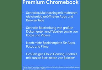 ACER Chromebook 714 (CB714-1WT-59DB) Aluminium-Unibody, Premium Chromebook mit 14 Zoll Display, Intel® Core™ i5 Prozessor, 8 GB RAM, 128 GB eMMC, Intel® UHD-Grafik 620, Anthrazit