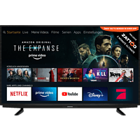 GRUNDIG 50 GUB 7022 FIRE TV EDITION LED TV (Flat, 50 Zoll / 126 cm, HDR 4K, SMART TV, Fire TV Experience)