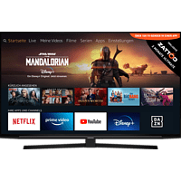 GRUNDIG 49 GUB 8040 FIRE TV EDITION LED TV (Flat, 49 Zoll / 123 cm, UHD 4K, SMART TV, FireTV Experience)