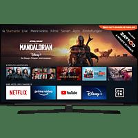 GRUNDIG 55 GUB 8040 FIRE TV EDITION LED TV (Flat, 55 Zoll / 139 cm, UHD 4K, SMART TV, FireTV Experience )