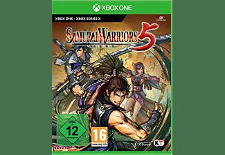 Samurai Warriors 5 - [Xbox One]