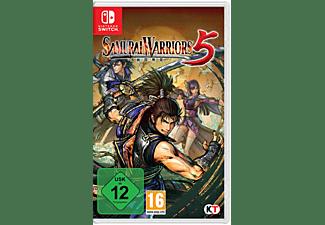 Samurai Warriors 5 - [Nintendo Switch]