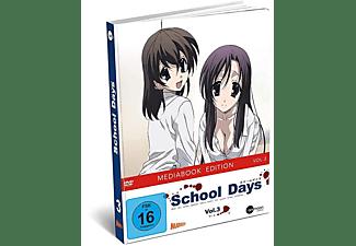 School Days Vol. 3 DVD