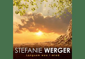Stefanie Werger - Langsam wea i miad [CD]
