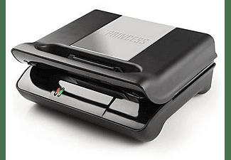 Sandwichera - Princess 117000 GRILL COMPACT, Potencia 700W, Doble función grill y sandwichera