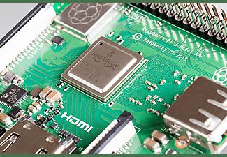 Placa base - Raspberry Pi, 3 Model A+, ARMv8 Cortex-A5364-bit SoC @ 1.4 GHz, 512MB, Micro SD, Multicolor