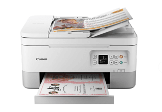 CANON Pixma TS 7450 white Tintenstrahl Multifunktionsdrucker WLAN