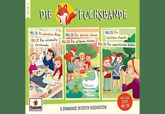 Die Fuchsbande - 04/3er Detektivbox (Folgen 16,17,18) [CD]