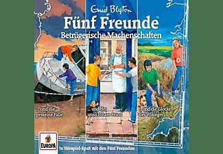 Fünf Freunde - 038/3er-Box-Betrügerische Machenschaften (Folgen 1 [CD]
