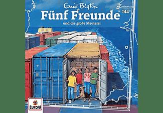 Fünf Freunde - Folge 144: und die große Meuterei [CD]