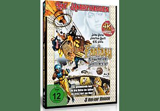Ray Harryhausen - Fantasy Klassiker der Weltliteratur Blu-ray