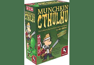 PEGASUS SPIELE Munchkin Cthulhu 1+2 Brettspiel Mehrfarbig
