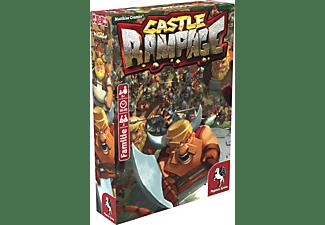 PEGASUS SPIELE Castle Rampage Brettspiel Mehrfarbig