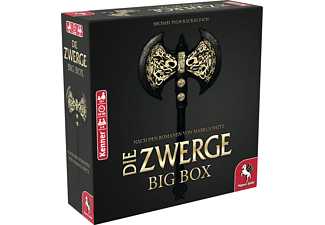 PEGASUS SPIELE Die Zwerge Big Box Brettspiel Mehrfarbig