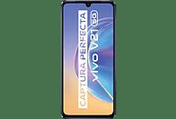 "Móvil - Vivo V21 5G, Azul, 128 GB, 8 GB, 6.44"" FHD+, 90 Hz, AMOLED, MTK Dimensity 800U, 4000 mAh, Android"