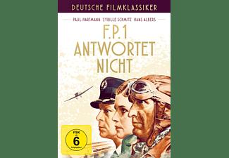 Dt.Filmklassiker-F.P.1 Antwortet Nicht [DVD]