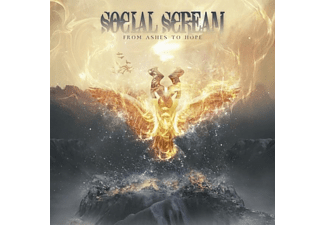 Social Scream - From Ashes To Hope [CD]