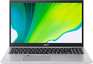 "Portátil - Acer A515-56, 15.6"" FHD, Intel® Core™ i7-1165G7, 8 GB, 512 GB SSD, Iris® Xe Graphics, W10 Home"