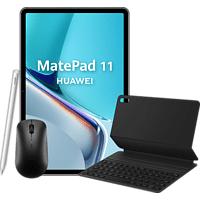 "Tablet - Huawei MATEPAD 11 6GB+128GB + Teclado + Mouse,  Wi-Fi 6, 10.95"" WQXGA, Snapdragon 865, Harmony, Gris"