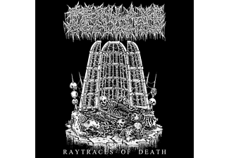 Perilaxe Occlusion - Raytraces Of Death [CD]