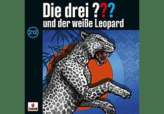 Die Drei ??? - Folge 212: und der weiße Leopard [CD]