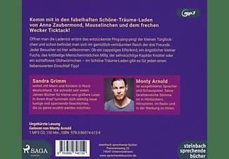 Monty Arnold - Der Schöne-Träume-Laden  - (MP3-CD)