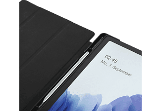 """HAMA Tablet-Case Fold mit Stiftfach für Samsung Galaxy Tab S7 FE/S7+ 12,4"""", Schwarz"""