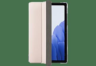 HAMA Tablet-Case Fold Clear für Samsung Galaxy S7 FE/S7+, Rosa