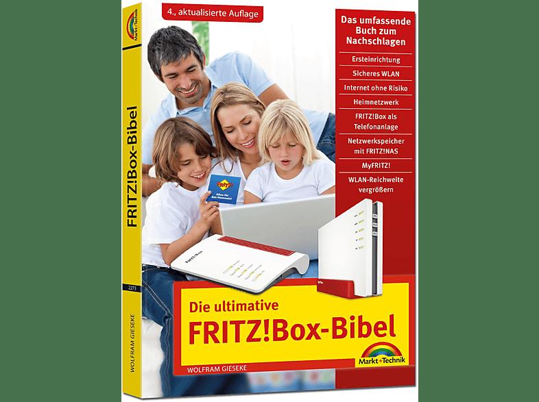 Die ultimative FRITZ!Box-Bibel 4. Auflage - Bestseller!