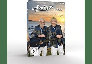 Die Amigos - Freiheit (Ltd. Fanbox Edition)  - (CD + DVD Video)