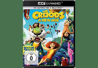 Die Croods - Alles auf Anfang 4K Ultra HD Blu-ray + Blu-ray