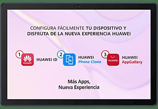 "Tablet - Huawei MatePad T 10s, 64 GB, Azul, WiFi, 10.1"", WQXGA, 3 GB RAM, Kirin 710A, EMUI 10.1"