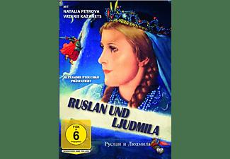 Ruslan Und Ljudmila [DVD]